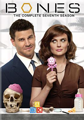 BONES SEASON 7 BY BONES (DVD)